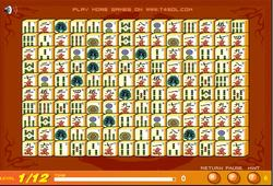 mahjong connect new type mahjong solitaire