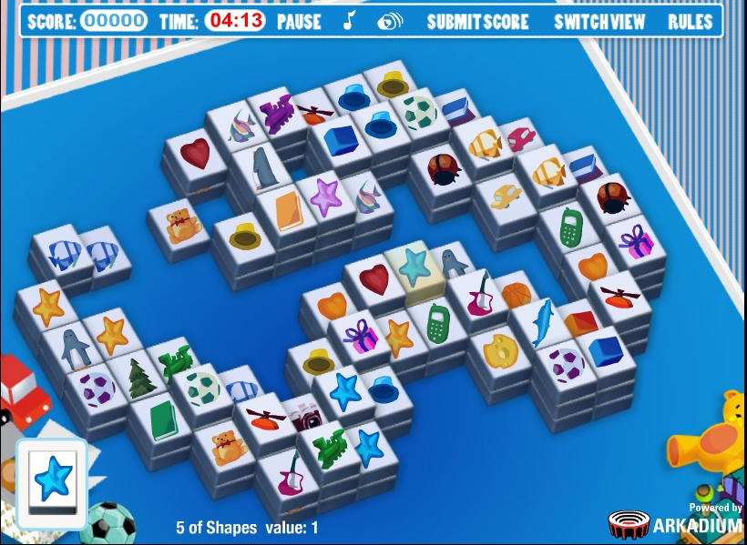 Mahjongg Toy Chest Games http://play-free-mahjong-games.org/
