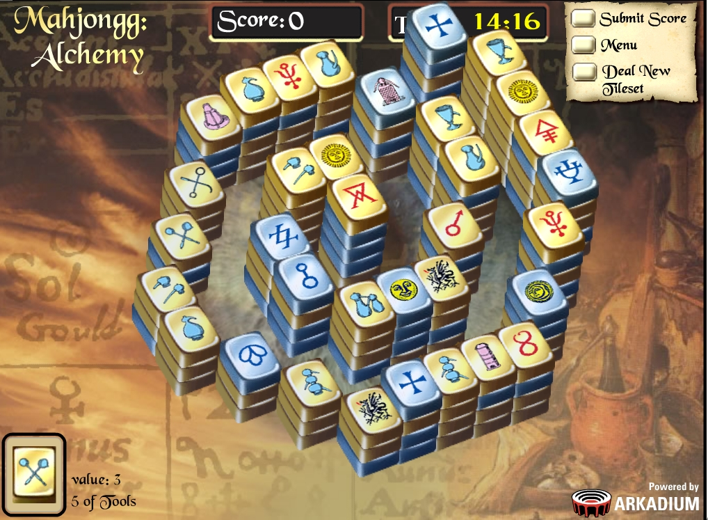 Funnygames Org ... Free Solitaire Online Msn