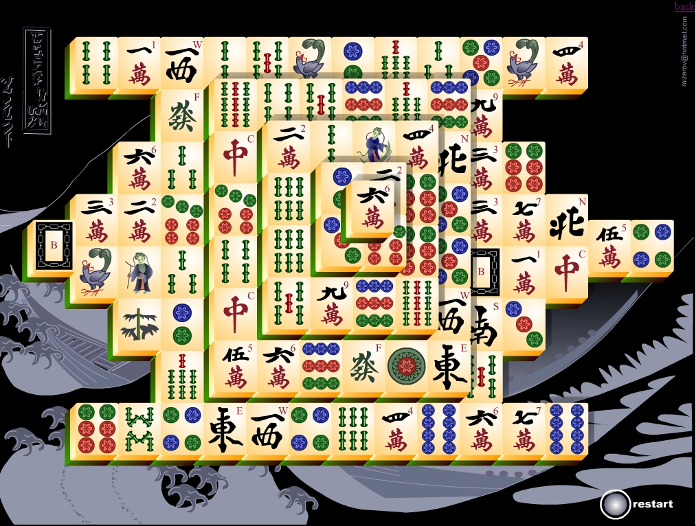 mahjong internet game