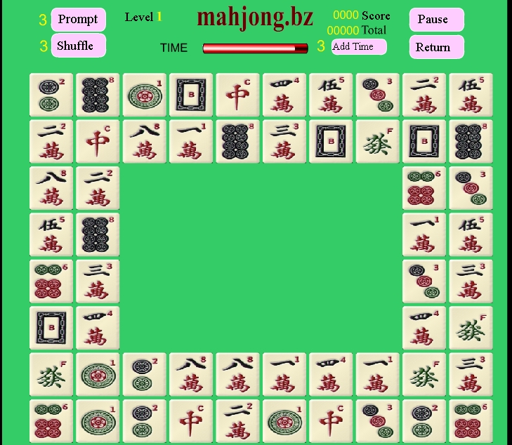 mahjong connect 2 puzzle