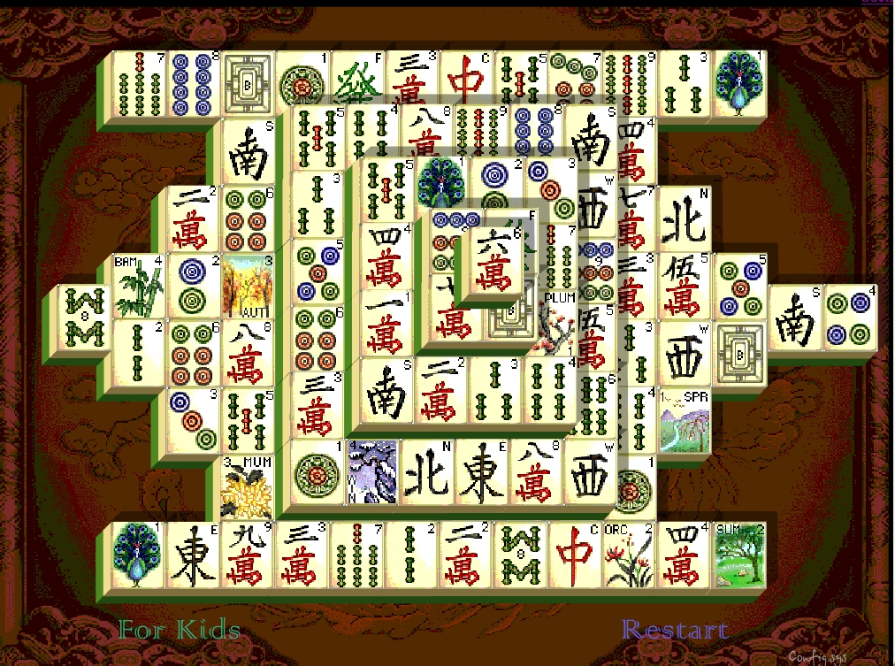 free game mahjong